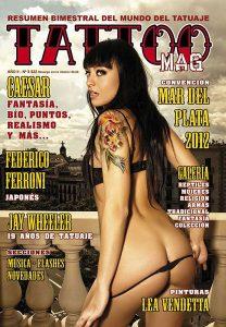 RevistaArteTattooMaganize-Publication-CaesarTheHun